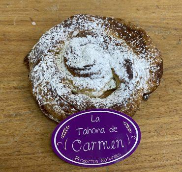 ensaimada La Tahona de Carmen pan artesanal en Madrid